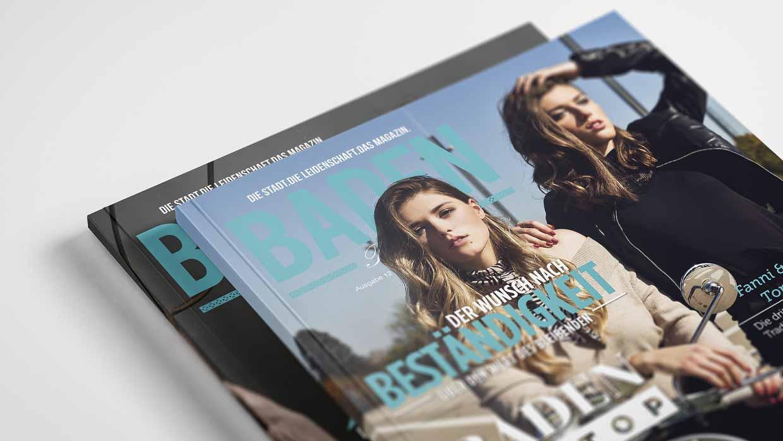 Baden Passion Magazin