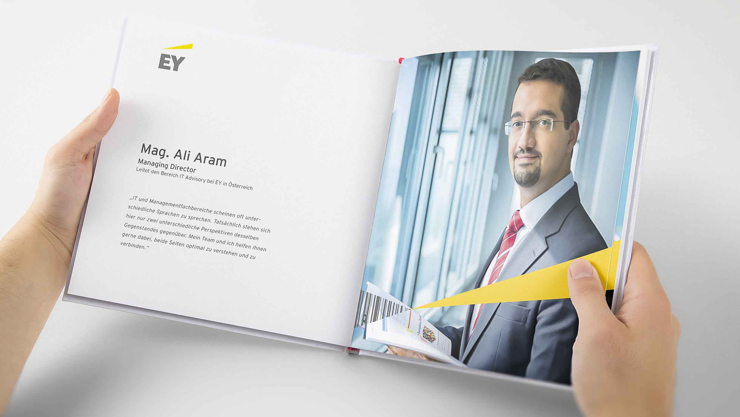 Ernst and Young Book