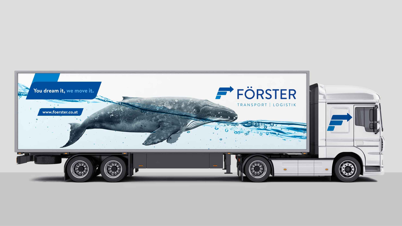 Wal Förster Transporte LKW Truck
