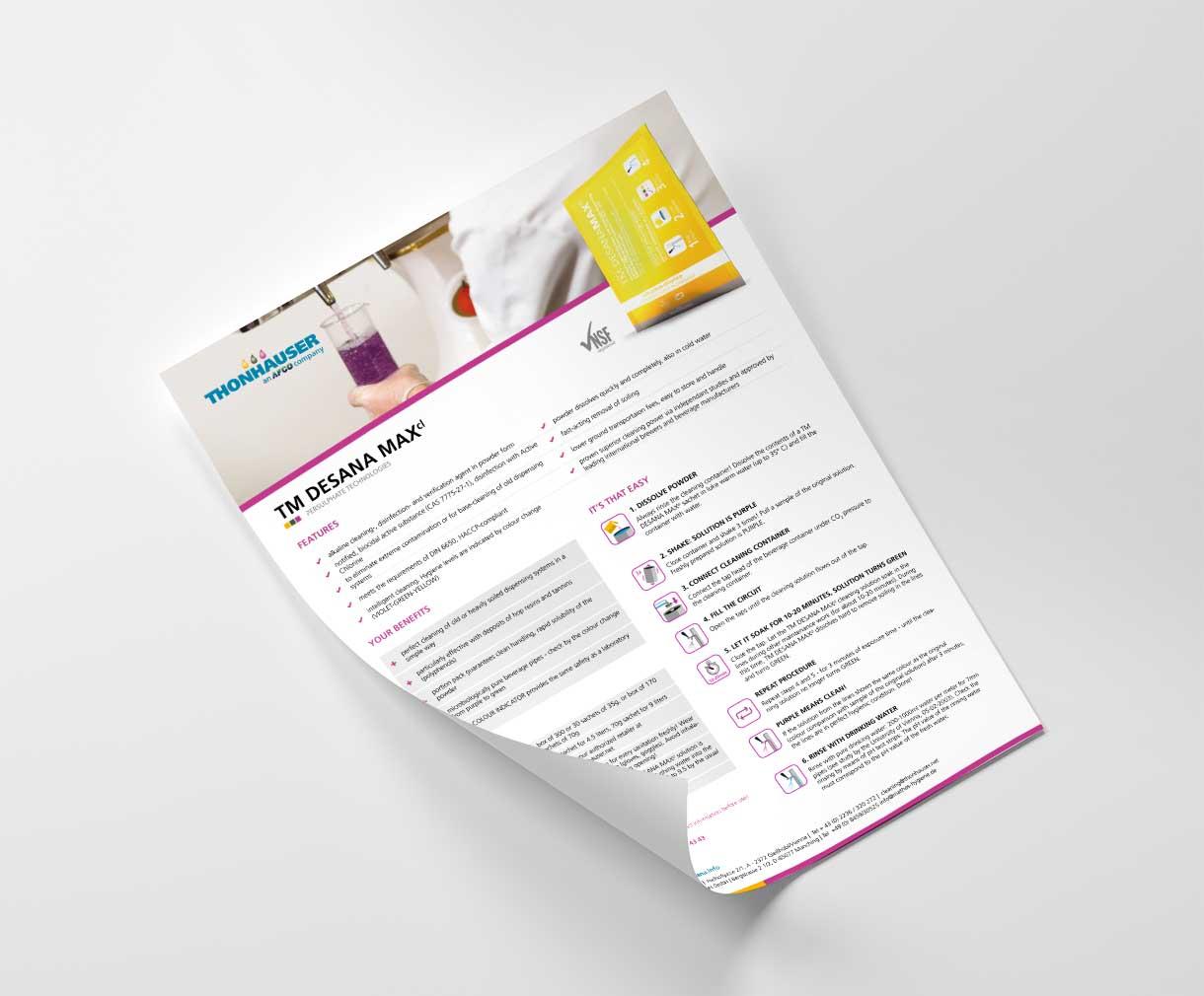 Thonhauser Produktblatt TM DesanaMax